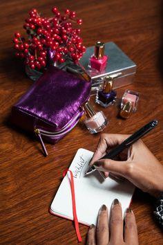 this mini nail set is definitely on our wishlist