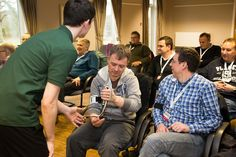Using snakes to help people overcome their fears & grow in confidence at a team building day earlier this year.  More information at www.meetthebeasts.com & www.helpconfidence.com.