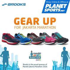 Lengkapi persiapan berlarimu untuk Jakarta Marathon dengan koleksi sepatu dari Brooks!  Are you ready to run?  Kunjungi toko & belanja online www.planetsports.net untuk pengiriman gratis ke seluruh Indonesia. #outdoor #knives #camping #hunting