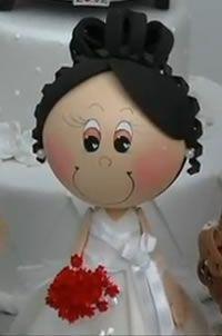 Bom dia, amigos e amigas do artesanato brasil, hoje a sugestão é de artesanato em