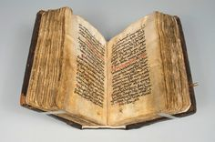 """Medicine's Hidden Roots in an Ancient Manuscript.  """"The [recently discovered] ancient manuscript, its animal-hide pages more than 1,000 years old, ,,. contains a hidden translation of an ancient, influential medical text by Galen of Pergamon, a Greco-Roman physician and philosopher who died in 200 A.D."""""""