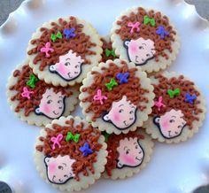 fancy nancy cookies - Google Search