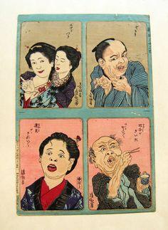 kiyochika kobayashi (1847-1915)
