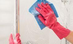 Come pulire il box doccia in 4 passaggi e non pensarci più! | Case da incubo