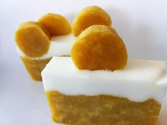 Banana Pudding Soap Vegan Glycerin 4 oz by bonbonbathhouse on Etsy, $3.99