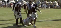 It's A Worldstar Style NFL Brawl – Viral Video