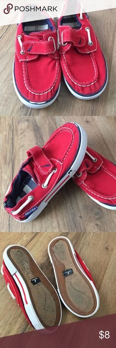 Nautica shoes Used Nautica Shoes Moccasins