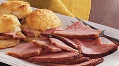 Try this easy 5 ingredient recipe for a wonderful savory and sweet glazed ham made in a slow cooker – perfect for any special dinner.