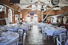 The perfect venue!! East Anglian railway museum