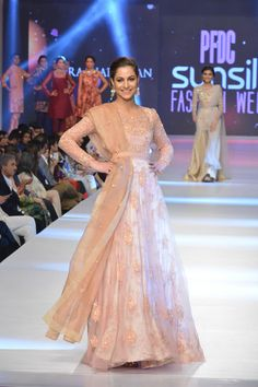 "Spring & Summer ZARA SHAHJAHAN ""NEW VINTAGE"" AT PFDC Sunsilk Collection. Complete Collection of Zara Shahjahan ""New Vintage"" at PFDC Sunsilk Fashion Week 2015 Spring & Summer ZARA SHAHJAHAN ""NEW VINTAGE"" AT PFDC Sunsilk Collection."
