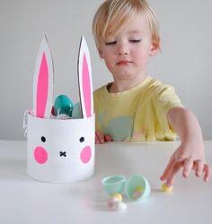 Easter Bunny DIY rec