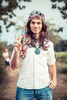 man hippie - Google Search