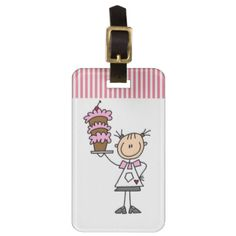 If you love baking or cake decorating you'll love this cute stick figure design featuring a female stick figure with a big decorated cake! Female Stick Figure Baker T-shirts, mugs, magnets, mousepads, cards, stickers, hoodies, and much more! #bake #baker #baking #stick #figures #female #chef #cute #cake #cartoons #peacockcards #stick #people