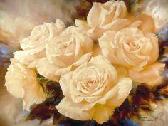 Champagne Roses ~ Igor Levashov