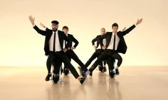 Watch: OK Go's I wont Let You down' official music video