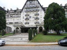 Palácio Quitandinha -  Sesc Quitandinha.