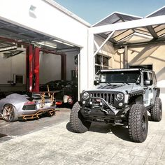 Heavy Metal - #jeep #offroad #lifted #customjeep #lamborghini #libirtywalk #lbworks #cecwheels #customcars #customwheels