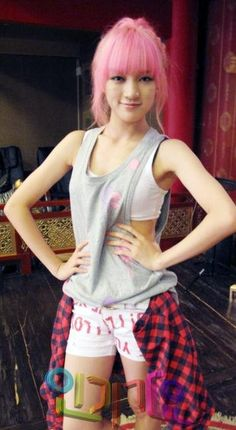 Miss A's Jia... I have such a big fat girl crush on her