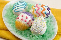 OREO Egg Cookie Balls | Holidays