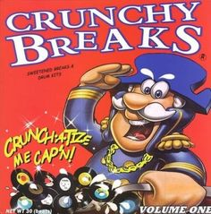CRUNCHY BREAKS Vol.1 LP NEW VINYL Funky Breaks Unlimited drum kits samples