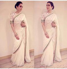 Karishma Kapoor Saris
