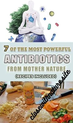 Antibiotics to stop spreading germs
