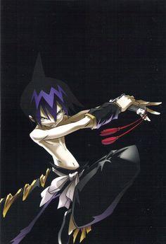 Shaman King Manga Poster