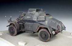 Sd.Kfz.222 Leichter Panzerspahwagen
