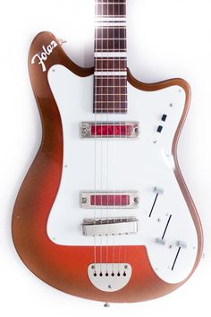 Jola 2 70's Dark Cherry Metallic Mustang look