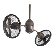 small conservatory ceiling fans
