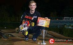 Maxim Laverychev remporte le titre de Champion de Moscow 1/8 Buggy
