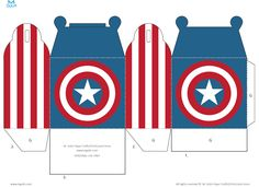 Captain America Party, Captain America Birthday, Anniversaire Captain America, Hero Of The Day, Batman Gifts, Captain American, Image Sheet, Kids Party Decorations, Superhero Birthday Party