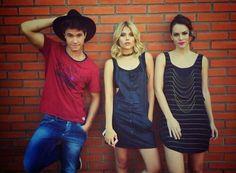Michael Ronda, Valentina Zenere & Luz Cipriota