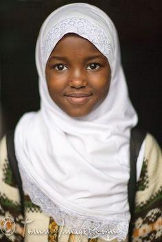 Muslim girl - very pretty