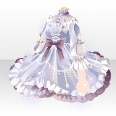 Dress Drawing, Drawing Clothes, Drawing Art, Drawing Tips, Anime Outfits, Girl Outfits, Cocoppa Play, Sparkly Jewelry, Star Girl