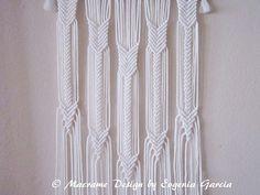 Macrame Wall Hanging Arrows Handmade Macrame Home by craft2joy