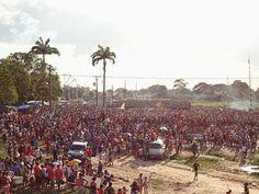 Festividade de São Sebastião, Cachoeira do Ararì - Parà
