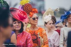 trendy colours in millinery