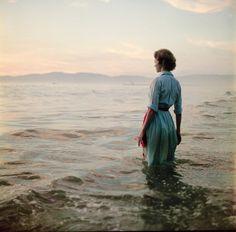 Le mystère de la femme à l'océan