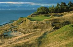 Whistling Straits - # 3 in Golf Digest's ranking of America's 100 Greatest Public Golf Courses for 2011-12