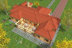 House Plan No. W1132 – www.vhouseplans.com