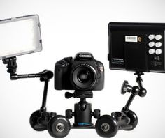 product, revolv camera, gadget, camera dolli, dolli system, pro kit, dolli pro, photographi, cameras