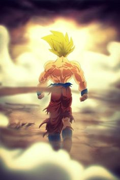 DBZ- favorite cartoon growing up.