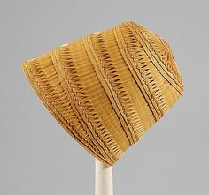 Hat 1810 The Metropolitan Museum of Art