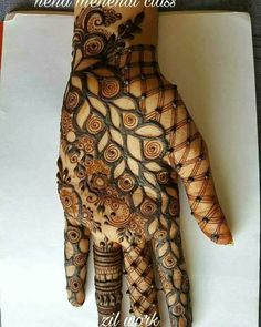 Modern Henna Designs, Full Mehndi Designs, Khafif Mehndi Design, Indian Henna Designs, Latest Bridal Mehndi Designs, Henna Art Designs, Stylish Mehndi Designs, Mehndi Designs For Girls, Mehndi Design Photos