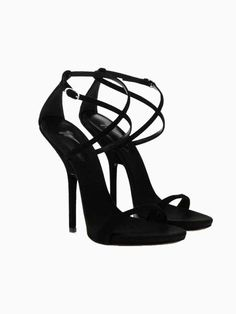 Stunning strappy heels from Choie's