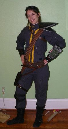 fallout jumpsuit cosplay - Google Search