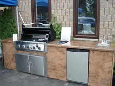 Outdoor Kitchens - Photo Gallery - ConcreteNetwork.com Mobile