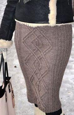 Солянка из моделек - Вязание спицами - Страна Мам