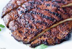 vegan portobello steaks